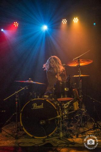 stonefield drummer